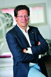 Thomas Lenzinger, Hauptaktionär und Vorstand von Griffner Haus