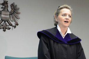 Richterin Claudia Moravec-Loidolt / Bild: (c) APA/Helmut Fohringer