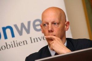 Conwert-Präsident Johannes Meran präsentiert Riesenverlust für 2012