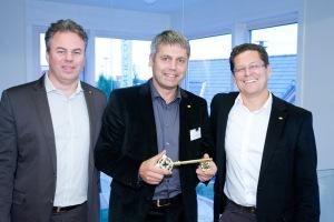 Markus Schreyögg und Thomas Lenzinger